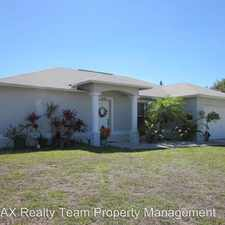 Rental info for 1218 SW 29th Ter.