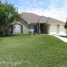 Rental info for 2115 YAK TRAIL in the Harker Heights area