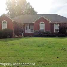 Rental info for 224 Noah Lane in the Oxford area