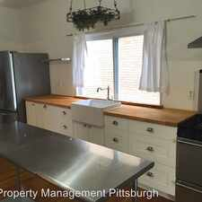 Rental info for 1924 Broadway Ave in the Brookline area