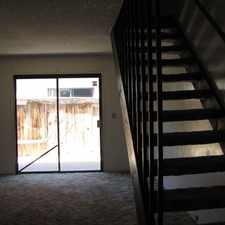 Rental info for Townhome Southwest Bakersfield in the Kern City area