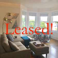 Rental info for 336 Castro #1 in the Corona Heights area