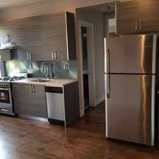 Rental info for 110 Martense Street #A4 in the New York area