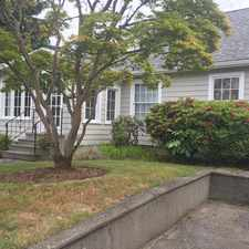 Rental info for 4802 43rd Avenue South in the Seward Park area