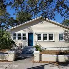 Rental info for 2819 Beach Blvd S in the St. Petersburg area