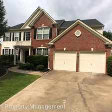 Rental info for 3145 Elmendorf Drive in the Kennesaw area