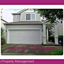 Rental info for 1903 190th St. Ct. E