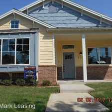Rental info for 2120 Glenna Goodacre Boulevard in the North Overton area