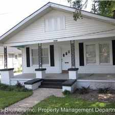 Rental info for 2565 Dauphin Street in the Park Place area
