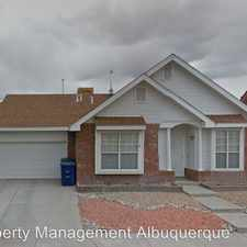 Rental info for 7708 Snowberry St NW in the Taylor Ranch area