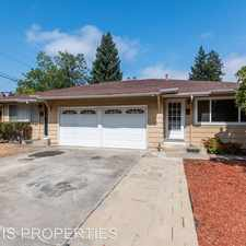 Rental info for 1487 Vallejo Drive in the West Campbell area
