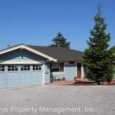 Rental info for 845 Viewridge Drive in the Belmont area