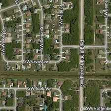 Rental info for Port Saint Lucie, 3 Bed, 2 Bath For Rent