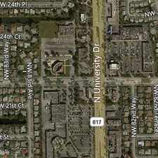 Rental info for Fort Lauderdale Is The Place To Be! Come Home T... in the Sunrise area