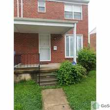 Rental info for End of group at 5807 Judith Way baltimore, Maryland 21206 in the Cedonia area