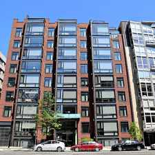 Rental info for 1211 13th Street Northwest #102 in the Downtown-Penn Quarter-Chinatown area