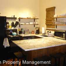 Rental info for 4401 Speedway Unit 304 in the Austin area