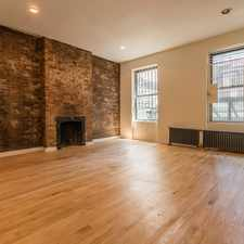 Rental info for W Houston St & W Broadway in the New York area