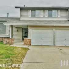 Rental info for 6123 S 142nd Street in the Omaha area