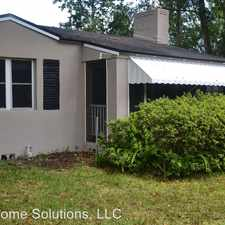 Rental info for 4653 Timuquana Rd in the 32210 area