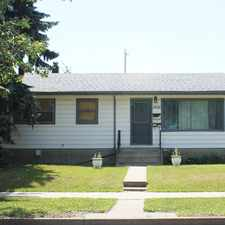 Rental info for 7531 76 Avenue Northwest in the Avonmore area
