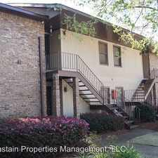 Rental info for 4845 Burt Mar Drive in the 31907 area