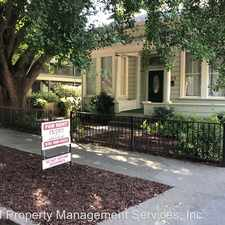 Rental info for 626 W 4th St.