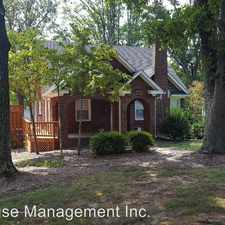 Rental info for 1404 Polo Road in the Woodberry Forest area