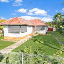 Rental info for Character home in Bulimba!