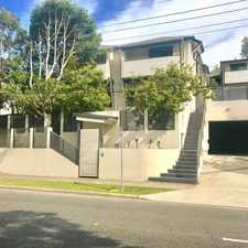 Rental info for Modern 2 Bedroom Townhouse + Study! in the Taringa area