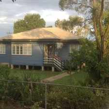 Rental info for LOVELY NEAT LOWSET HOME in the Maryborough area