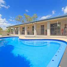 Rental info for Spacious Family Home with a POOL!! in the Rockhampton area