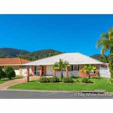 Rental info for Modern, Private and More! in the Rockhampton area