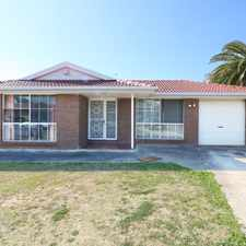Rental info for NICE HOUSE JUST FOR YOU! in the Edensor Park area