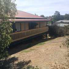 Rental info for Fantastic Views in the Mount Barker area