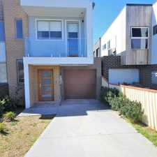 Rental info for ULTRA MODERN HOME LOCATED IN THE HEART OF MERRYLANDS!! in the Merrylands West area