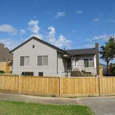 Rental info for NEWLY RENOVATED AND PET FRIENDLY. in the Traralgon area