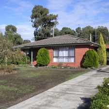 Rental info for Immaculate Brick Veneer Home in Mount Clear in the Mount Clear area