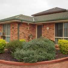 Rental info for Very Neat Villa in the Sydney area
