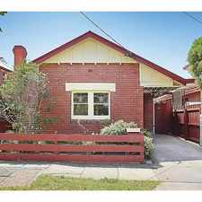 Rental info for STYLISH 1930'S HOME IN THE HEART OF NORTH FITZROY