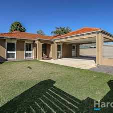 Rental info for Park-front perfection