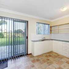 Rental info for Neat and Tidy with a Great Backyard! in the Perth area
