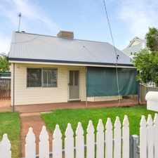 Rental info for Cottage close to town! in the Kalgoorlie area