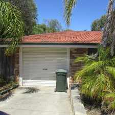 Rental info for Spacious 4 bedroom family home with study. More photos coming soon! in the Joondalup area