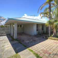 Rental info for Perfect for entertaining in the Perth area