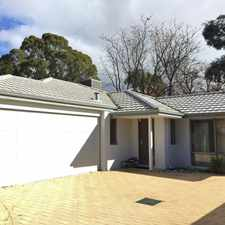 Rental info for Home For All in the Bassendean area