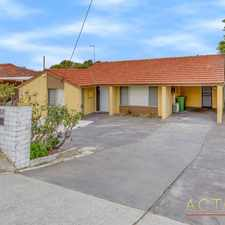 Rental info for THE AUSSIE DREAM / BIG BACK YARD