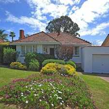 Rental info for Charming Home - Fantastic Location in the Floreat area