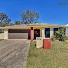 Rental info for FAMILY HOME WITH ALL THE EXTRAS in the Durack area