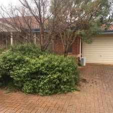 Rental info for DELIGHTFUL 3 BED 2 BATH UNIT FOR LONG TERM RENT in the South Yunderup area